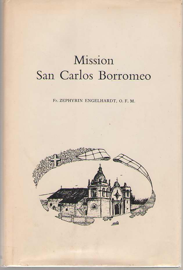 Image for Mission San Carlos Borromeo