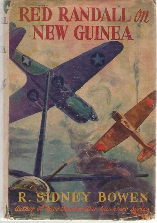 Image for Red Randall On New Guinea