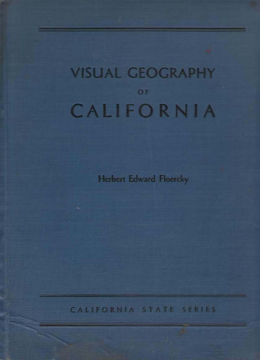 Image for Visual Geography Of California