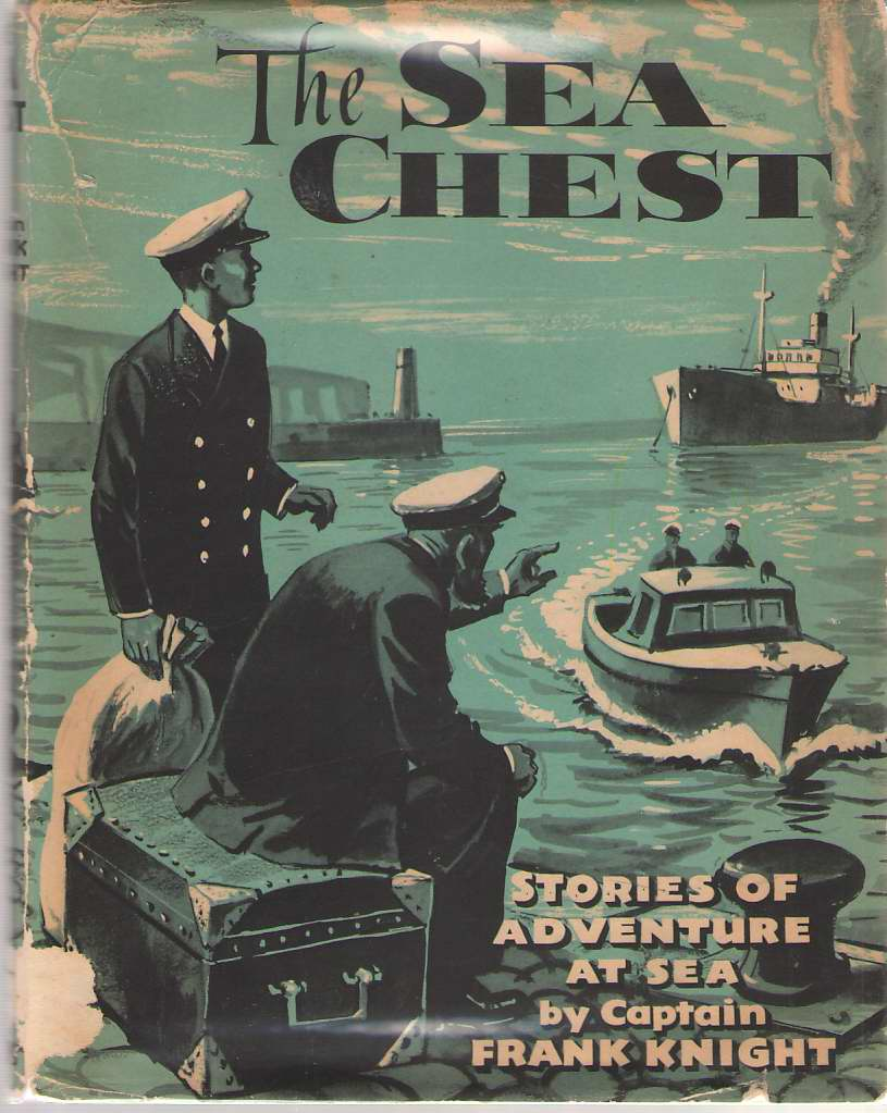 Image for The Sea Chest Stories of Adventure At Sea
