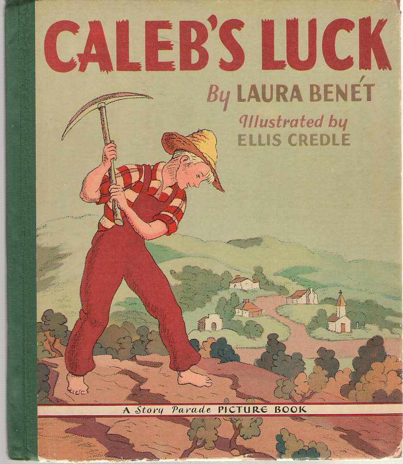 Image for Caleb's Luck