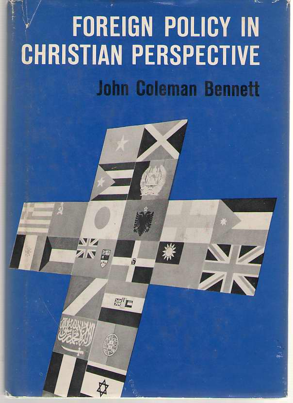 Image for Foreign Policy In Christian Perspective