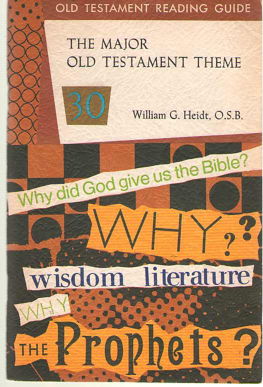 Image for The Major Old Testament Theme