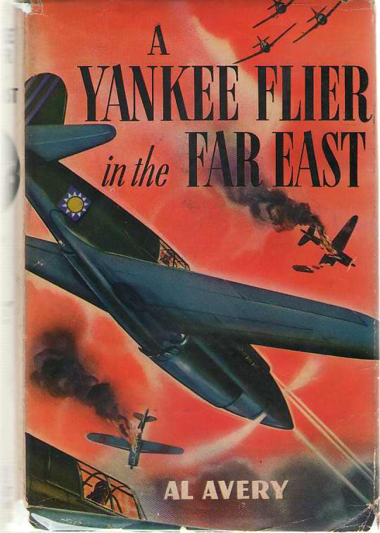 Image for A Yankee Flier In The Far East