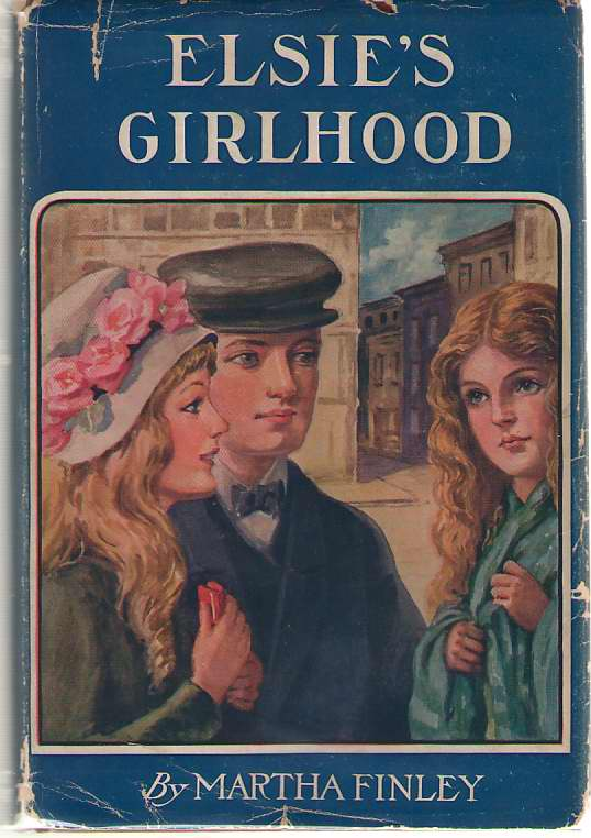 Image for Elsie's Girlhood