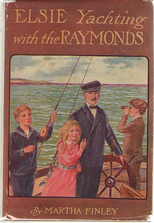 Image for Elsie Yachting With The Raymonds
