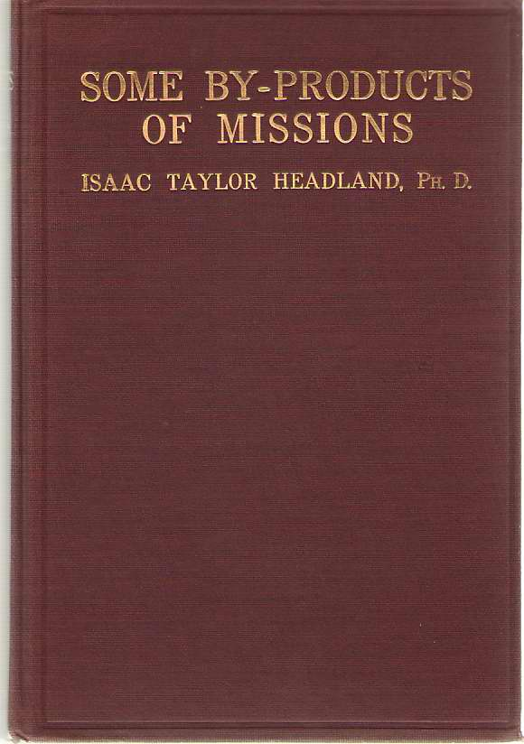 Image for Some By-products Of Missions