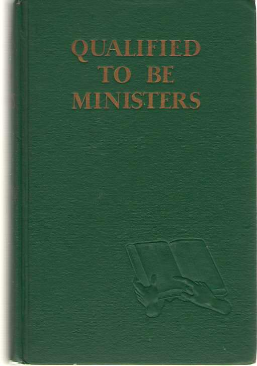 Image for Qualified to Be Ministers