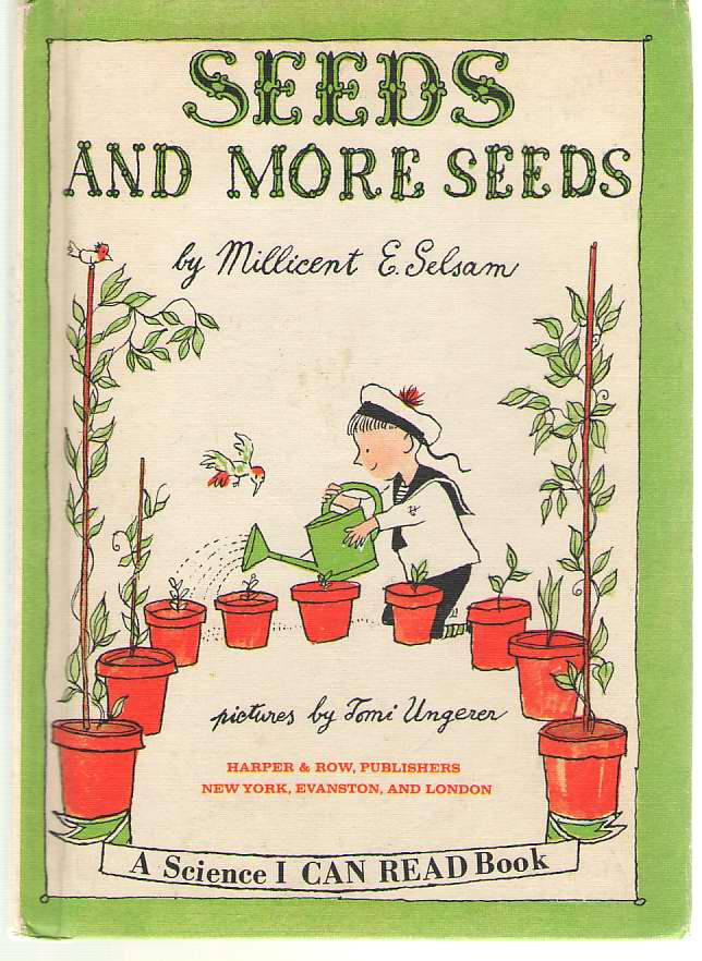 Image for Seeds and More Seeds