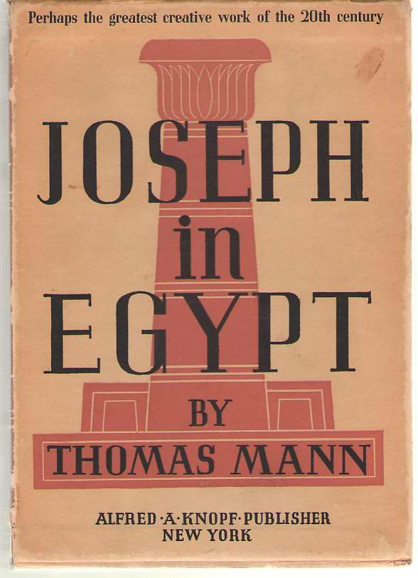 Image for Joseph In Egypt - 2 Volumes In Slipcase