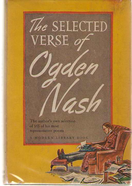 Image for The Selected Verse of Ogden Nash