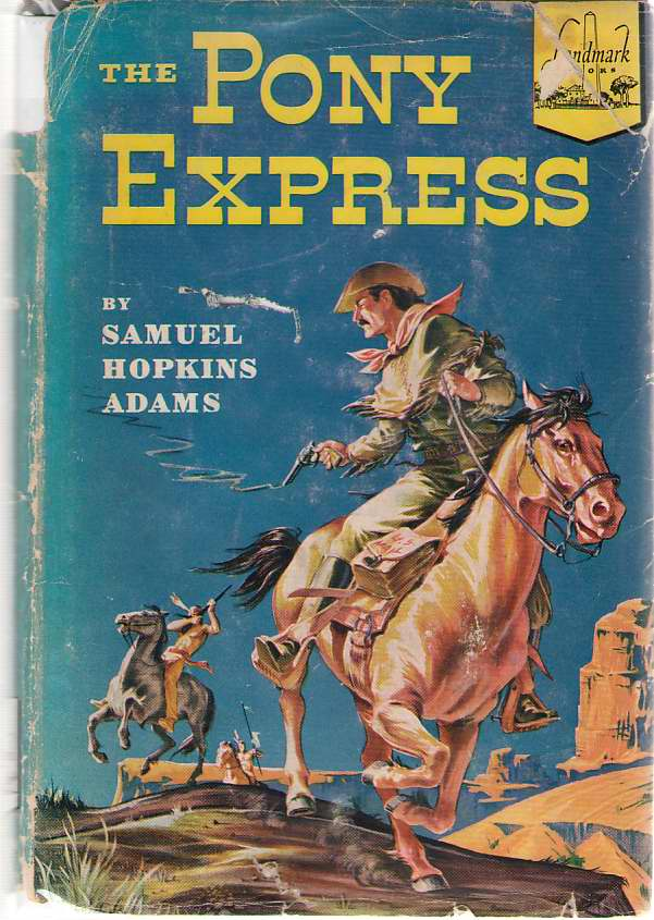 Image for The Pony Express