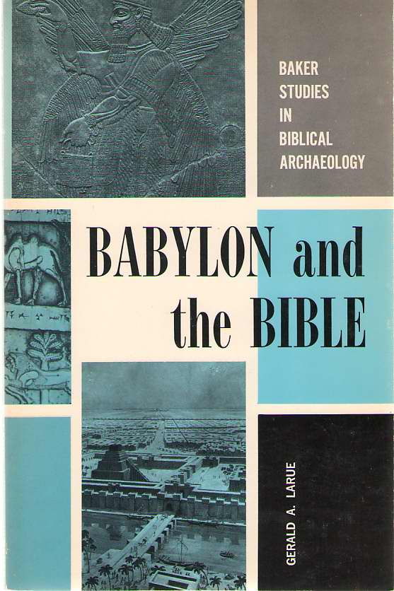 Image for Babylon And The Bible