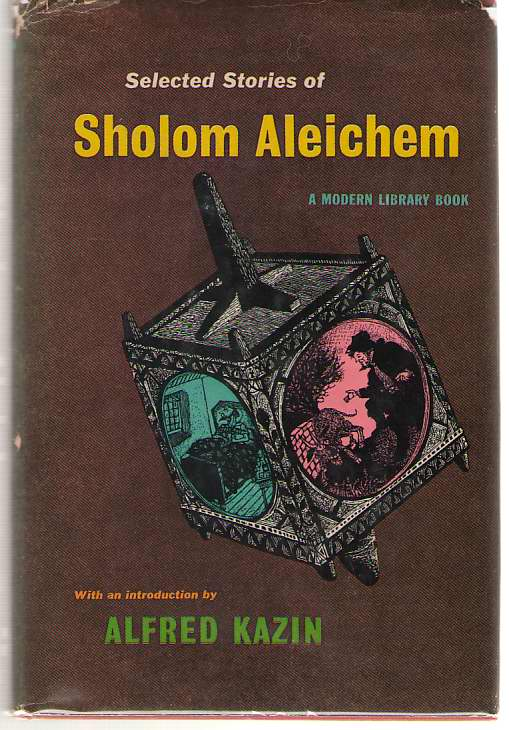 Image for Selected Stories Of Sholom Aleichem