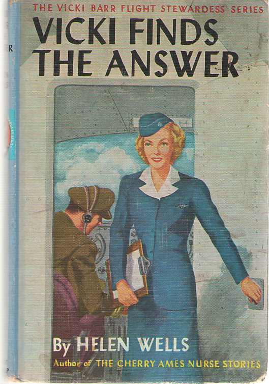 Image for Vicki Finds The Answer