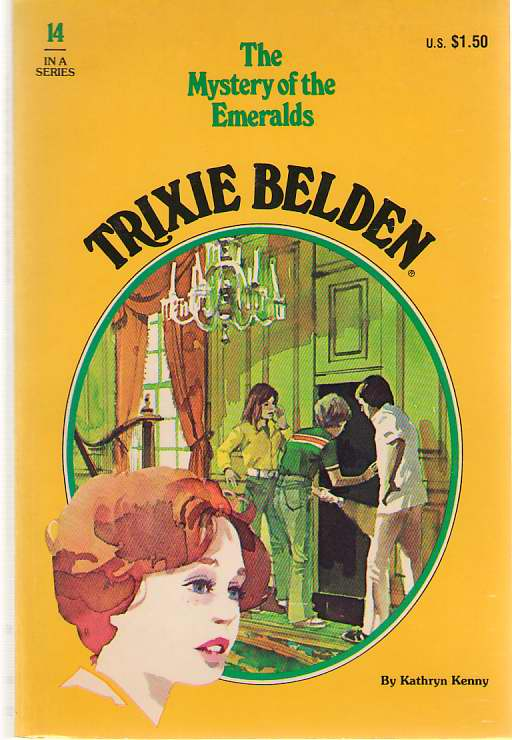 Image for Trixie Belden And The Mystery Of The Emeralds