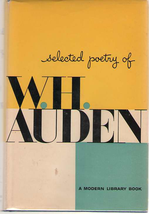 Image for Selected Poetry Of W. H. Auden