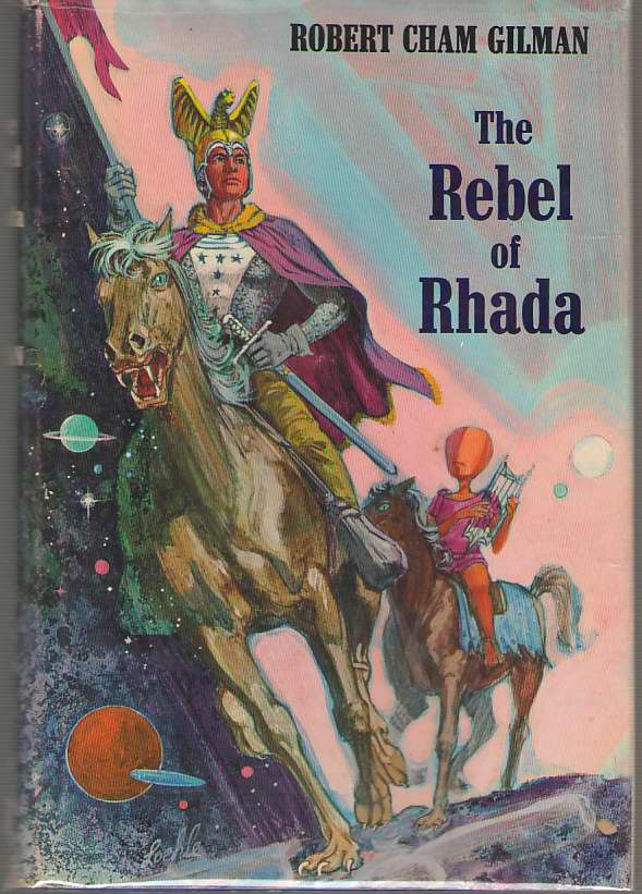 Image for The Rebel Of Rhada