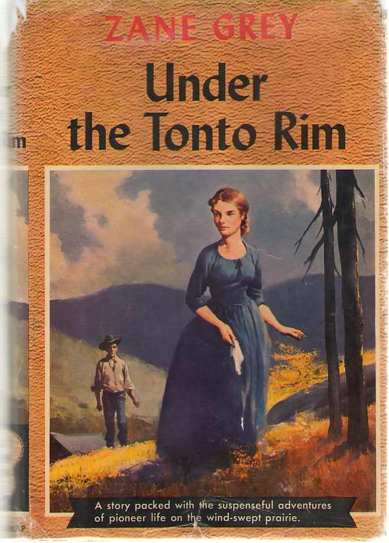 Image for Under the Tonto Rim