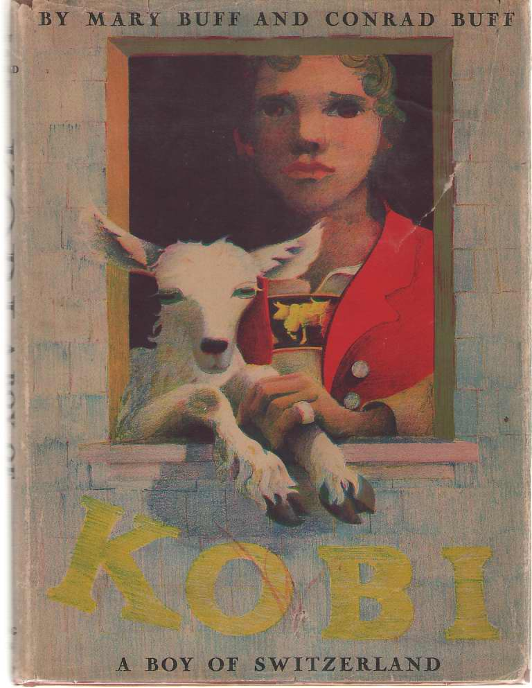 Image for Kobi, A Boy Of Switzerland