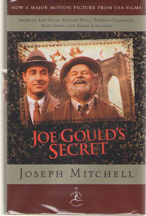 Image for Joe Gould's Secret (tie-in Edition)