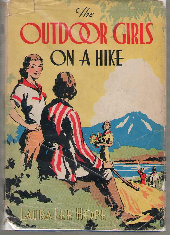 Image for The Outdoor Girls On A Hike