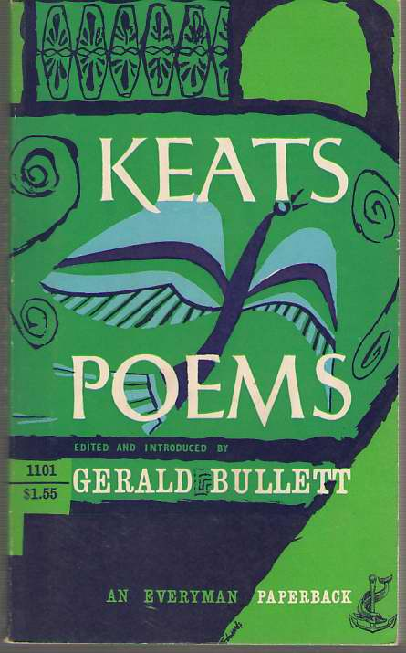 Image for John Keats's Poems