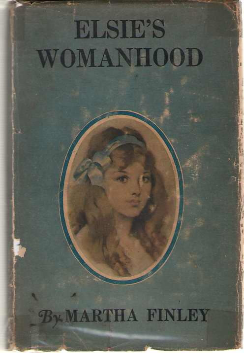 Image for Elsie's Womanhood