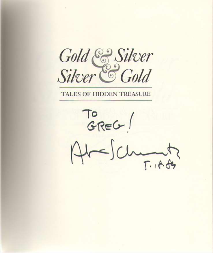 Image for Gold and Silver, Silver and Gold  Tales of Hidden Treasure