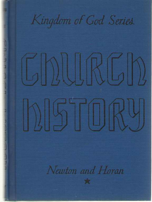 Image for Church History   The Kingdom of God Series
