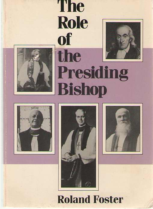 Image for The Role Of The Presiding Bishop