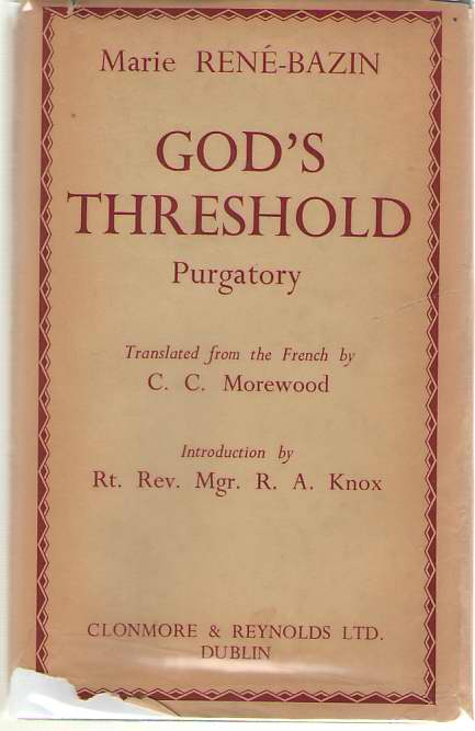 Image for God's Threshold  Purgatory
