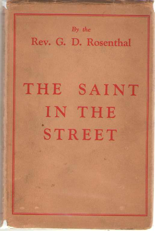 Image for The Saint In The Street