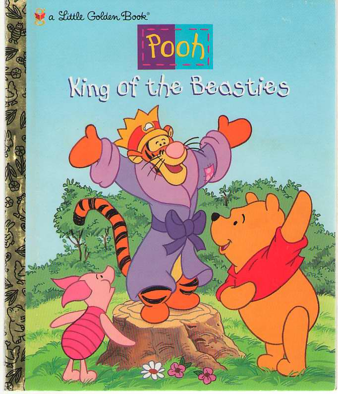 Image for Pooh - King Of The Beasties