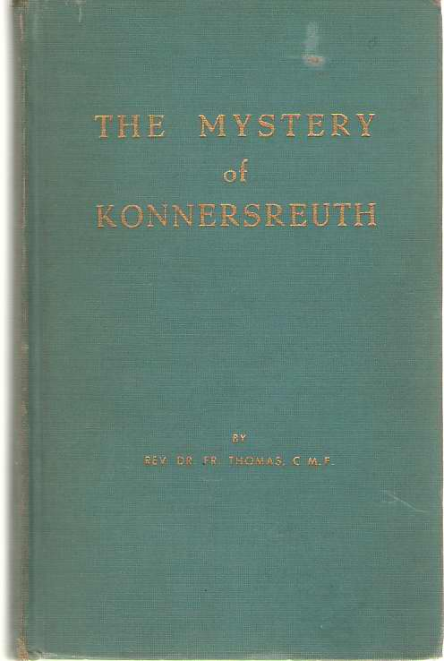 Image for The Mystery of Konnersreuth