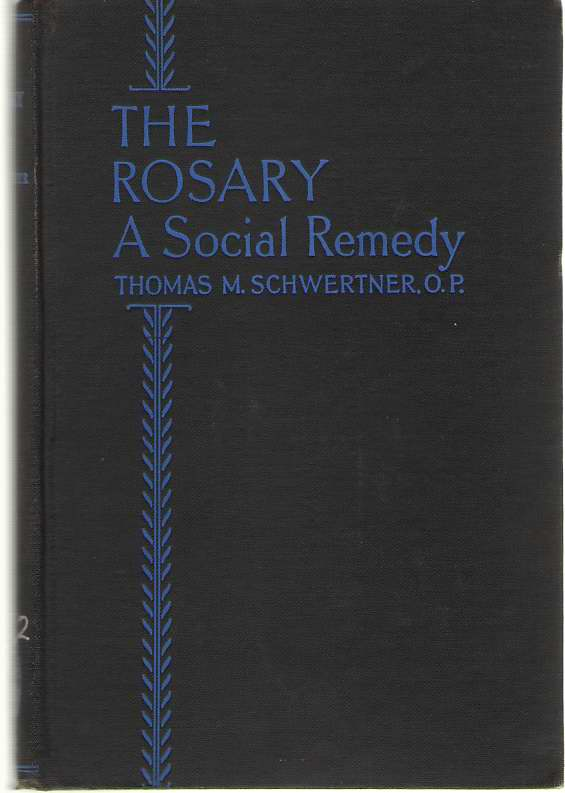 Image for The Rosary A Social Remedy