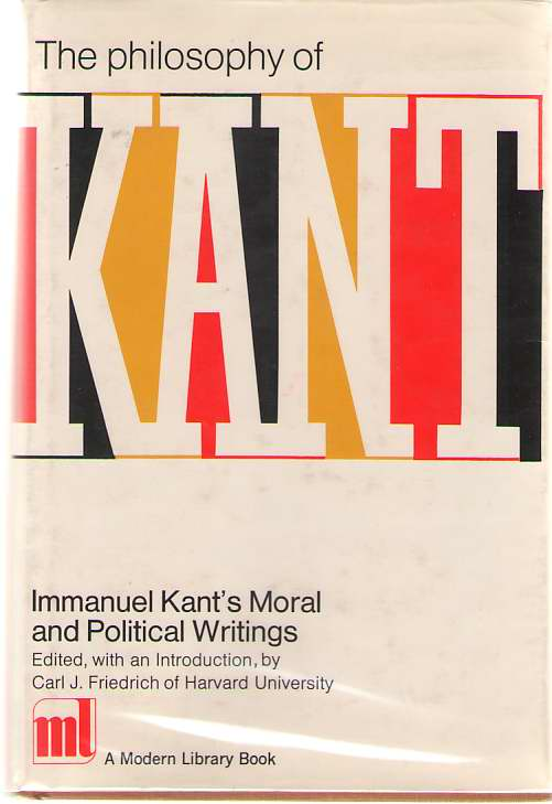 Image for The Philosophy Of Kant