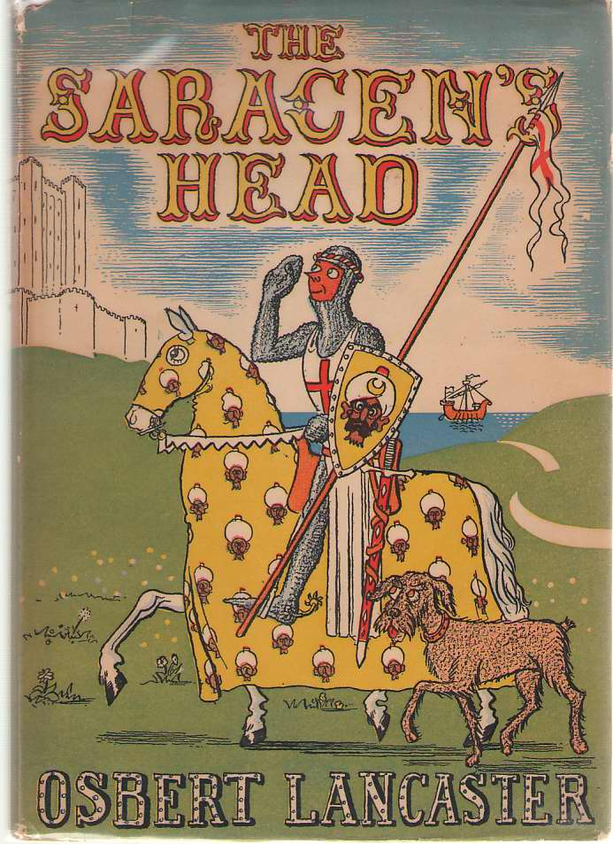 Image for Saracen's Head or the Reluctant Crusader