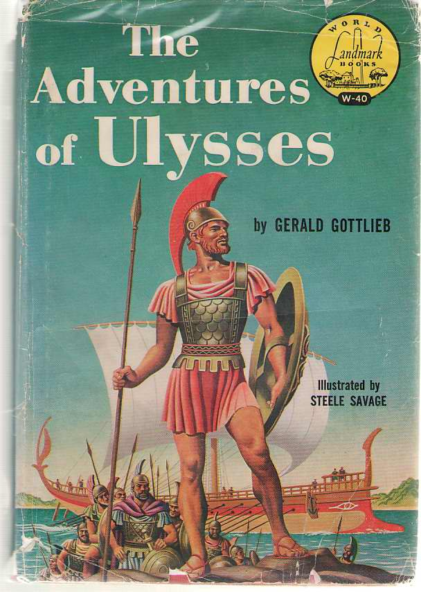 Image for The Adventures Of Ulysses