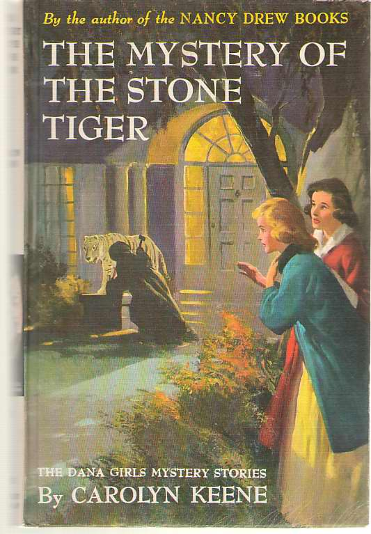 Image for The Mystery Of The Stone Tiger