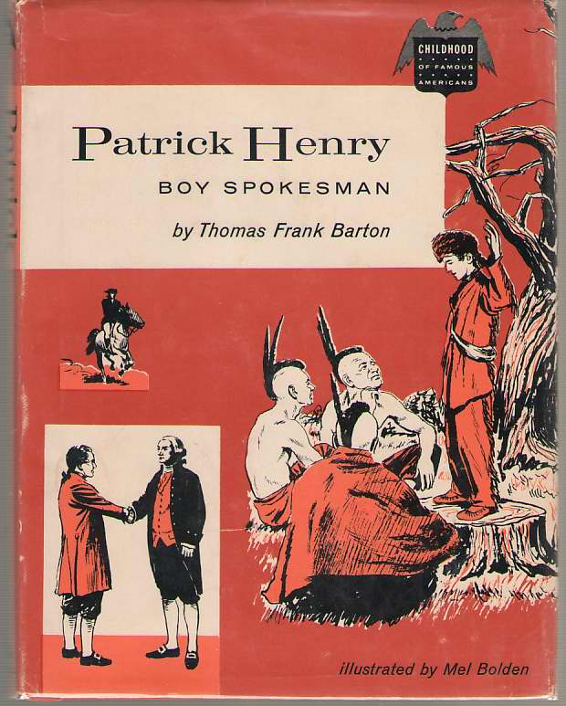 Image for Patrick Henry, Boy Spokesman
