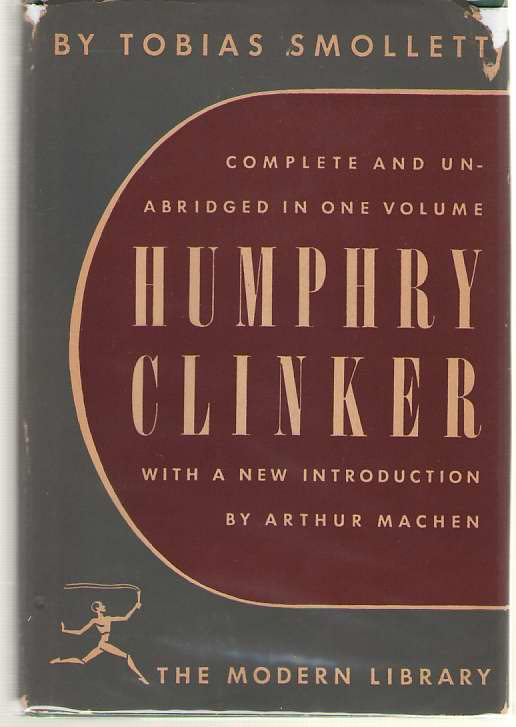 Image for The Expedition Of Humphry Clinker