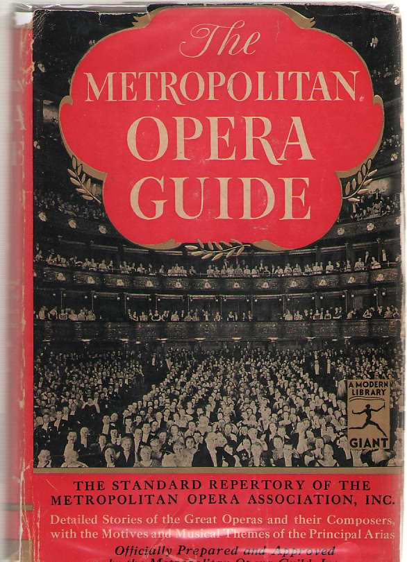 Image for The Metropolitan Opera Guide