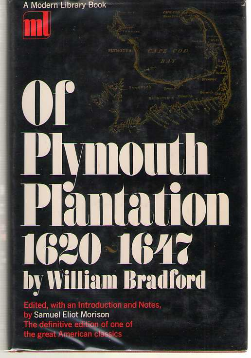 Image for Of Plymouth Plantation 1620-1647