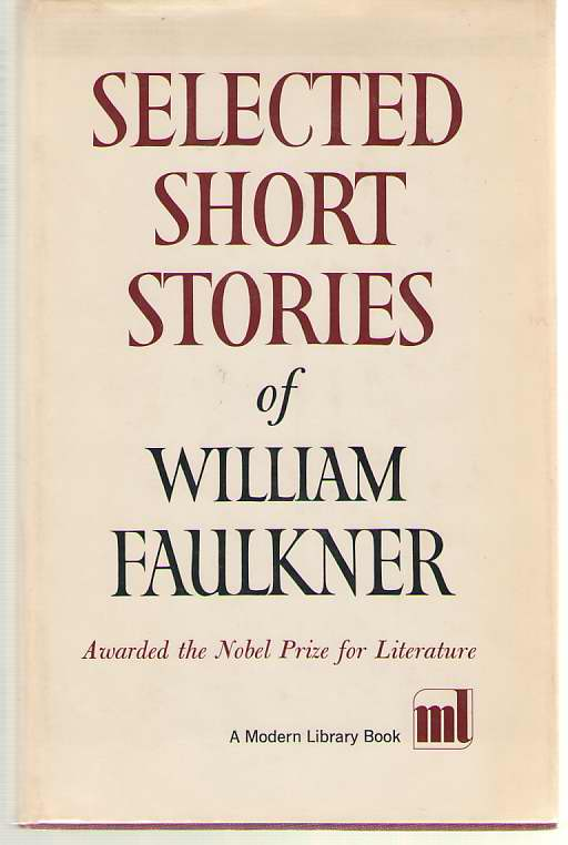 Image for Selected Short Stories of William Faulkner