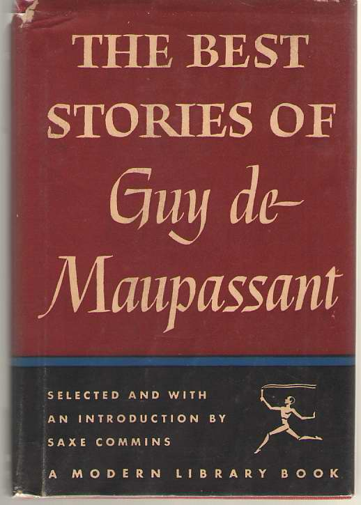 Image for The Best Stories Of Guy De Maupassant