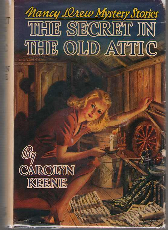 Image for The Secret In The Old Attic