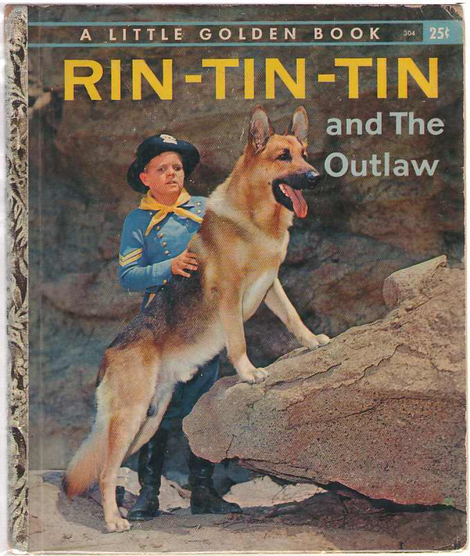 Image for Rin-Tin-Tin and The Outlaw