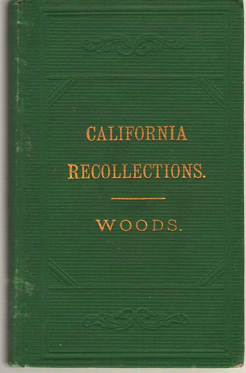 Image for Recollections Of Pioneer Work In California
