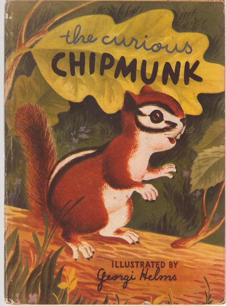Image for The Curious Chipmunk